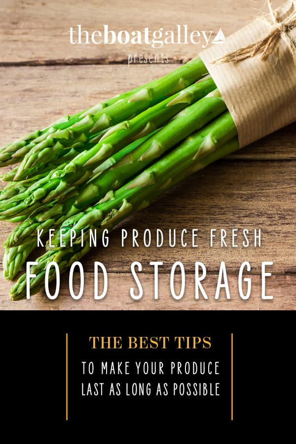 How do you keep fruits and vegetables on a boat without them spoiling? Check out the best tips and step-by-step info on how to store fruit and vegetables in a boat refrigerator for the longest life.