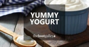 Homemade or store-bought yogurt is the starting point for lots of great treats that are good for you, with lots of calcium and the ability to keep the digestive tract in balance!