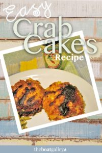 Easy, no-refrigeration-required recipe for crab cakes, with variations for lots of other canned or fresh meat . . . and they taste great!