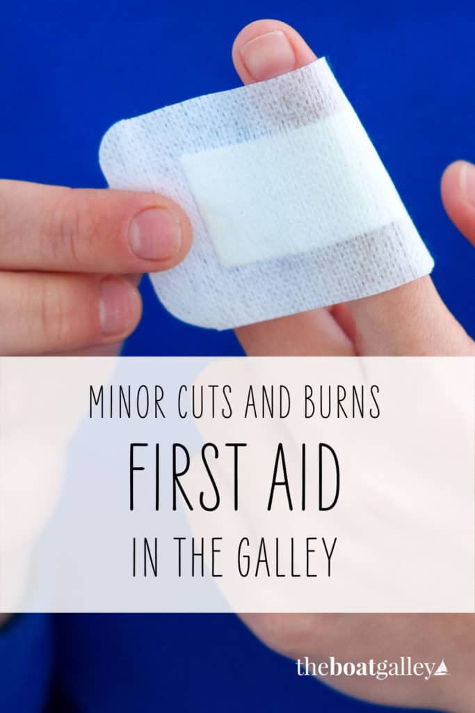 Four quick first aid tips for cuts -- that usually aren't taught in any First Aid class!