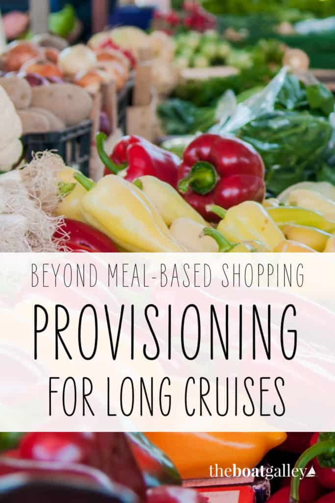 Provisioning Choices image for Pinterest