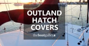 Boat hatch covers that are easy to install and use, don't shrink over time and can stay on even underway? YES!