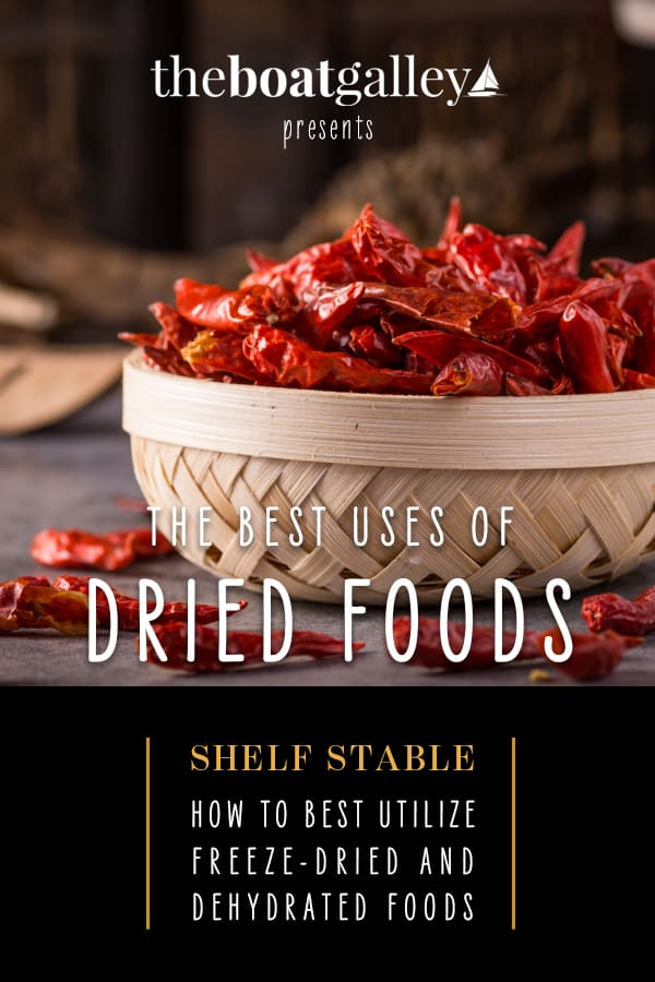 What I do and don't like about cooking with dehydrated meats and veggies after four months of doing so -- plus tips for better results!