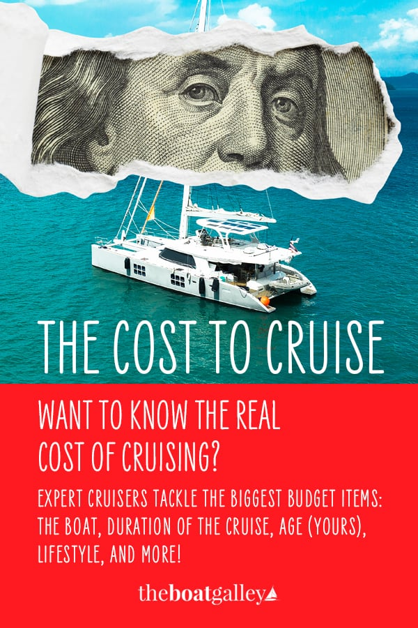 How how much it will cost you to cruise on your boat? Use this guide to determine the factors that set your expenses and how to make a budget that works for you.