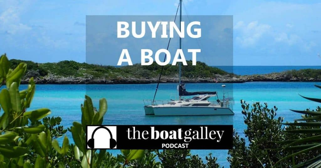 Get the right boat by doing a bit of research before even starting to look at listings