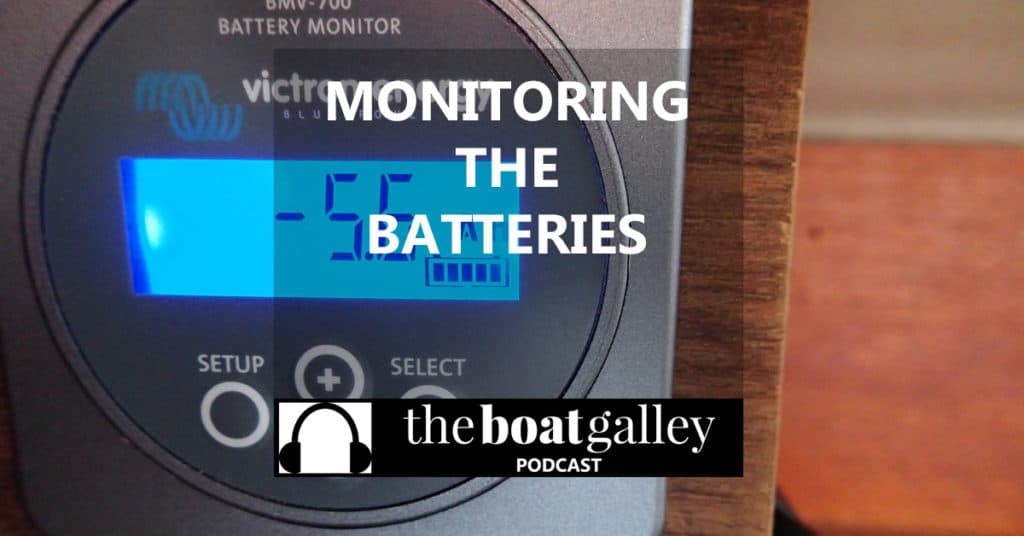 Knowing the amps in and out of your batteries is the first step to having plenty of power aboard. Installing a battery monitor is a fairly simple DIY project.