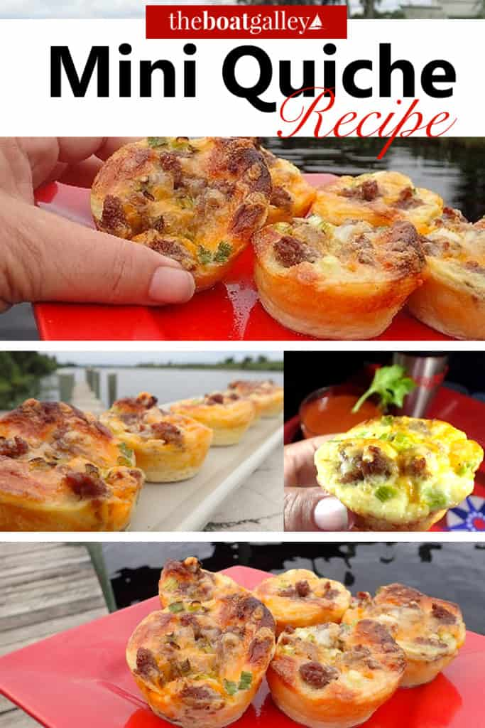 Mini Quiches make a special, make-ahead breakfast. But they're also great for a light lunch or appetizers!