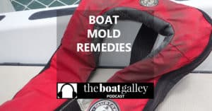 Life on board poses special problems. Mold is one of them. How do you keep mold from eating your favorite things?
