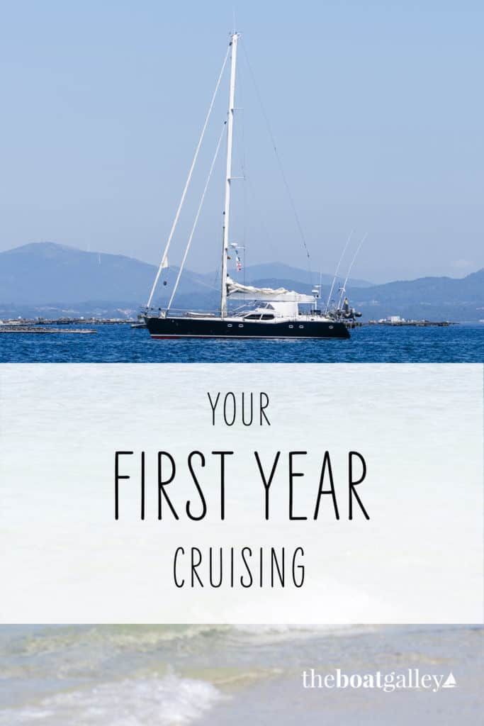 You buy your boat. You refit it. Then you're ready to cruise, right? Learn from one freshman cruiser what the first year learning curve is really life.