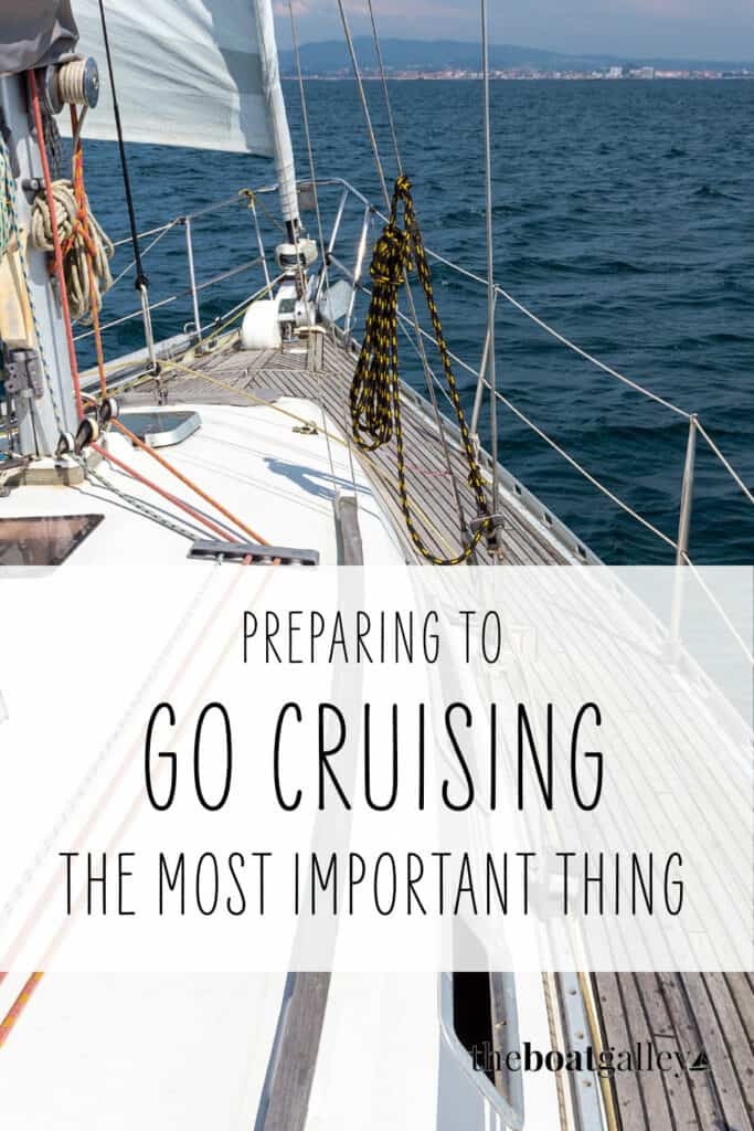 You can take classes. You can read books. You can watch videos. But there's only one thing you can do that will make you a more successful cruiser over time.