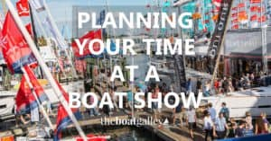 How can you make the most of your time at a boat show? Learn how to make a plan for the show so that you do everything you want.