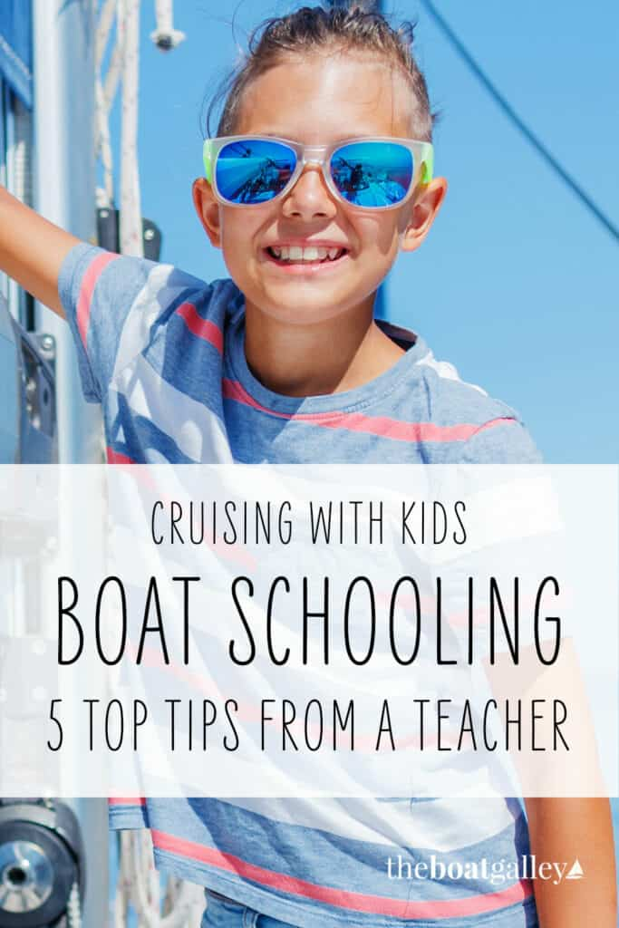 It's not easy for cruising parents to become teachers--especially if they've never done it before. But here's some advice from a teacher on how to make boat school work--for everyone!