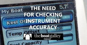 We rely on our instruments for accurate information. But do you know if they REALLY were set up correctly? Ours weren't!