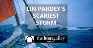 Learn what big storms feel like and gain some skills for coping with them before you go offshore.