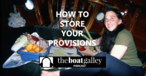 How do you know what provisions you've stored? And do you have the ingredients you need?