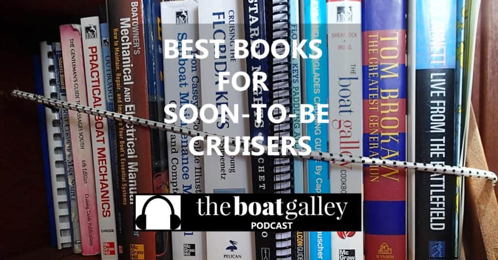 The best books for cruisers, to help you buy a boat, maintain it and cruise it. Reference books you'll find yourself returning to time and time again.