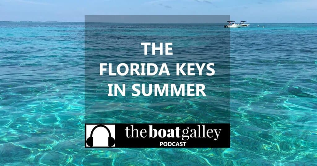 The Florida Keys are wonderful in summer . . . if you can stand the heat. Learn our survival tricks!