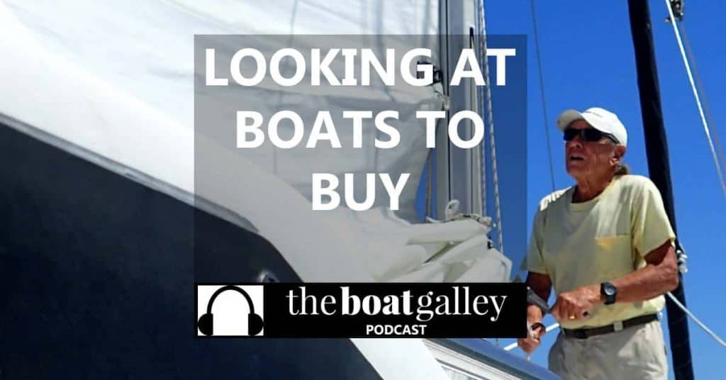 Examining boats for sale: what to look at and how to remember features, plus a handy form to help you.