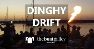 I love a dinghy drift. What a great way to meet other cruisers and enjoy the sunset. Listen in for a few things we've discovered over the years 😎
