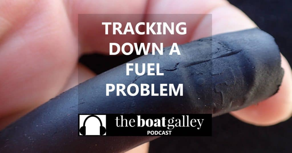 Engine problems, and fuel problems in particular, are soooo frustrating to try to figure out. Tips and tricks that we've learned.