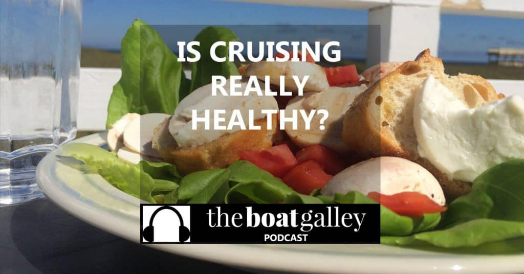 How healthy is cruising? Nica explains the good points and bad and what you can do to make it better.