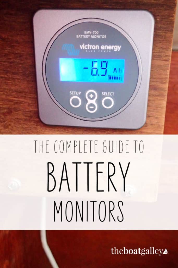 Step-by-step instructions with pictures to install a Victron battery monitor, including reasons for having a battery monitor and why we chose this one.