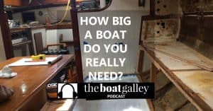 Trying to figure out how big a boat you need to comfortably cruise? Nica changes the question and helps you get out cruising a little faster.