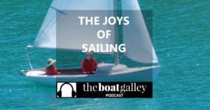 Just because you're an accomplished sailor doesn't mean you don't have things to learn. Join Lin Pardey as she takes us along with her on an afternoon spent messing about on Felicity, her Hereshoff 12.5.