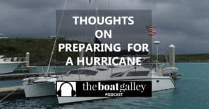 Maybe a hurricane will hit, maybe it won't. Maybe it'll weaken. Seven things to really take to heart when preparing for a possible hurricane.