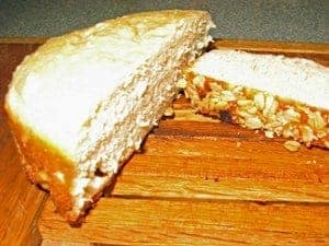 Image of bread baked like quick bread