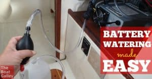 How do you add water on a monthly basis to batteries you can't even reach? A battery watering system makes it easy!