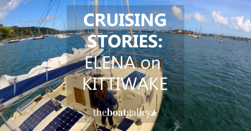 What's it REALLY like to cruise on a tight budget and try to make money as you go? Elena's Cruising Story tells it as it is.