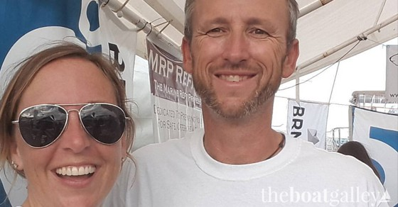 Mark and Jennifer Prince began cruising just over a year ago, and here, they contrast their second year with their first. That first year was tough, but things have smoothed out considerably!