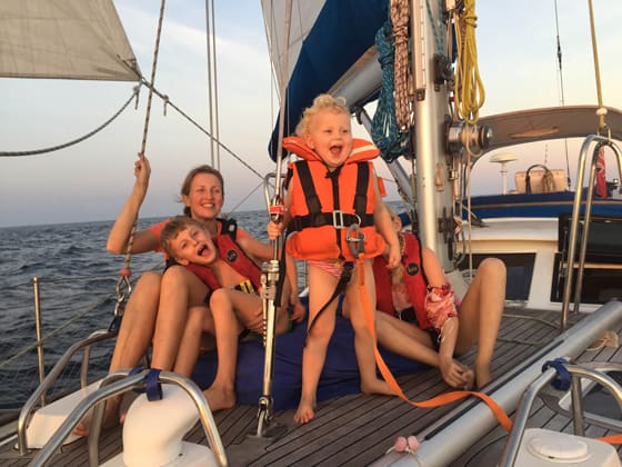 Five years planning. Two years around the world. How a family of five decided to head off cruising and made it happen.