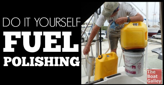 Fuel Water Separator Filter >> DIY Fuel Polishing