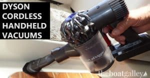 We balked at the price of a Dyson. We bought other handheld vacuums and had them die or perform poorly. In the long run, the Dyson costs less.