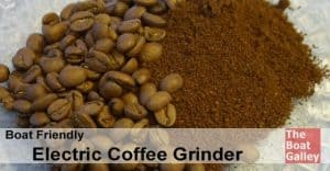 Okay, I've always heard that a great cup of coffee begins with grinding your own beans. I finally believe it . . . and love this grinder!