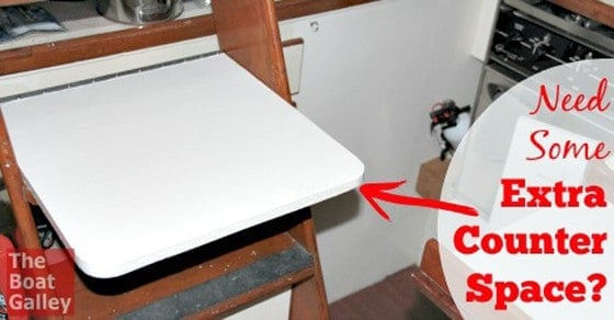 So Youu0027ve Already Made Sink U0026 Stove Covers To Create More Counter Space,