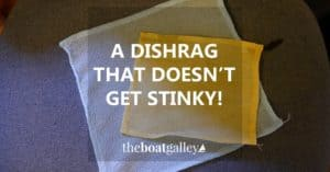 These dish rags work better than any others I've used to get dishes clean, with the added bonus of just never smelling nasty. No need to use a fresh rag every day! One of the most popular items with TBG readers.