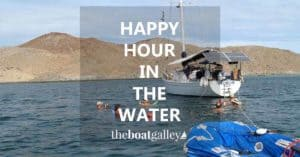Hot? Don't just have a cold drink for happy hour -- jump in the drink! Here's a few tips to make it a great time.