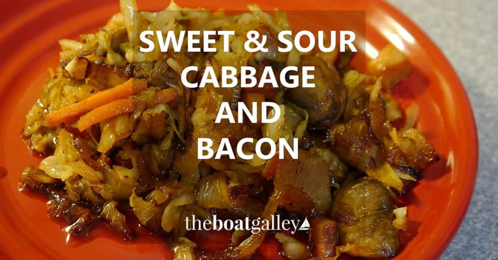 Sounds strange, but this is a great tasting and fairly quick meal. Dave loves it!