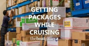 How to get domestic and international shipments when you have no fixed address. Best shipping companies and strategies for receiving packages.
