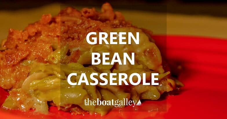 You can still make green bean casserole even if you can't find Cream of Mushroom soup or French-fried onions.