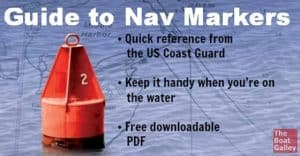 How do you know what all those markers mean? Keep this downloadable PDF next to the helm and you'll be able to quickly find anything!