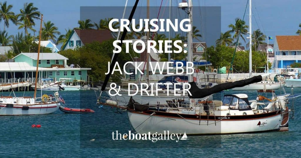Jack Webb's cruising story is that of a bad night on the Bahamas Banks. An experienced singlehanding cruiser, he still learned several lessons.