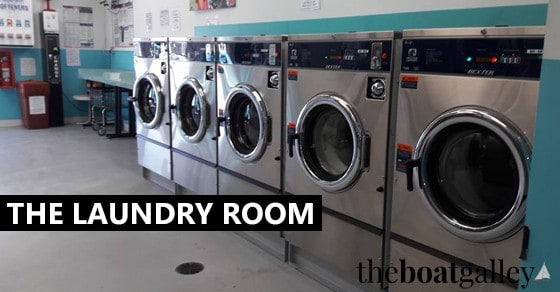 In the laundry room the boat galley laundry room etiquette is really just a matter of respecting other peoples time and laundry solutioingenieria Image collections