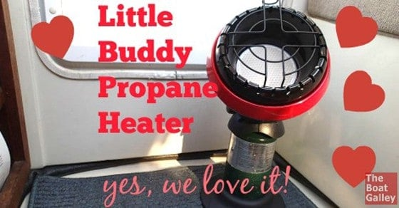 Oh, I wish I'd known about this -- and had one -- BEFORE the first cold snap! Such a great addition to the boat.