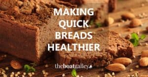 How to Make Healthier Quick Breads