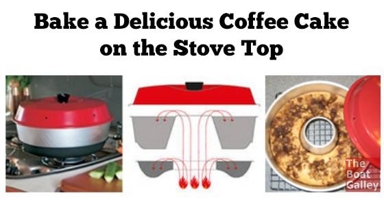 Stove top cake recipe