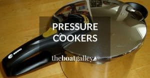 Five important considerations in buying a pressure cooker, and the best pressure cookers